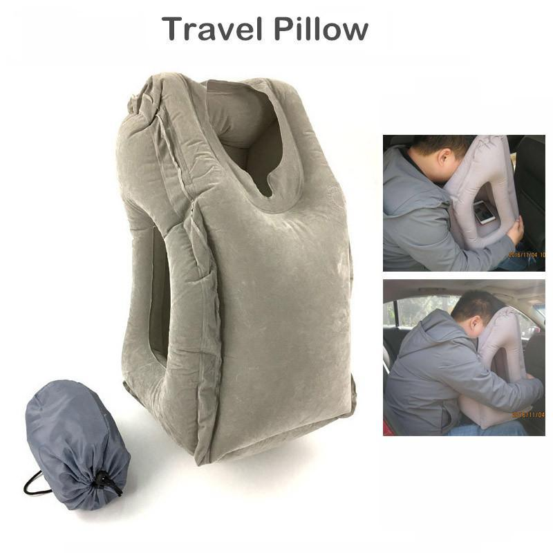 EZzz™ Travel Pillow - Wolrdiscounts