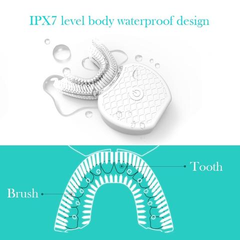 V-AUTOMATIC TOOTHBRUSH