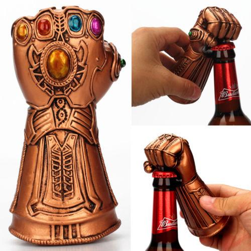 Thanos Gauntlet Bottle Opener