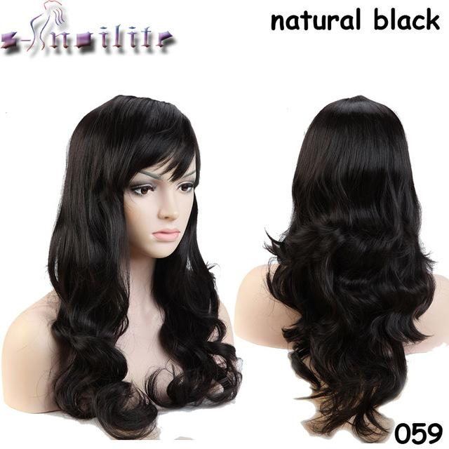 NATURAL STYLE WIG - Wolrdiscounts