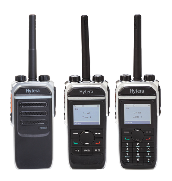 What Are Intrinsically Safe 2-Way Radios