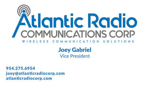 joey gabriel vp atlantic radio