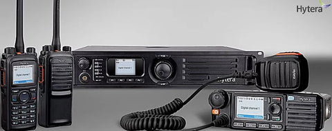 Hytera Mobile and Two Way Radios