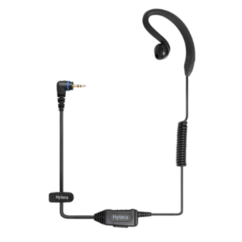 C-Earpiece with speaker & MIC EHS16