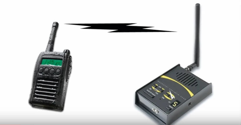 Two Way Radios Boosted Signal