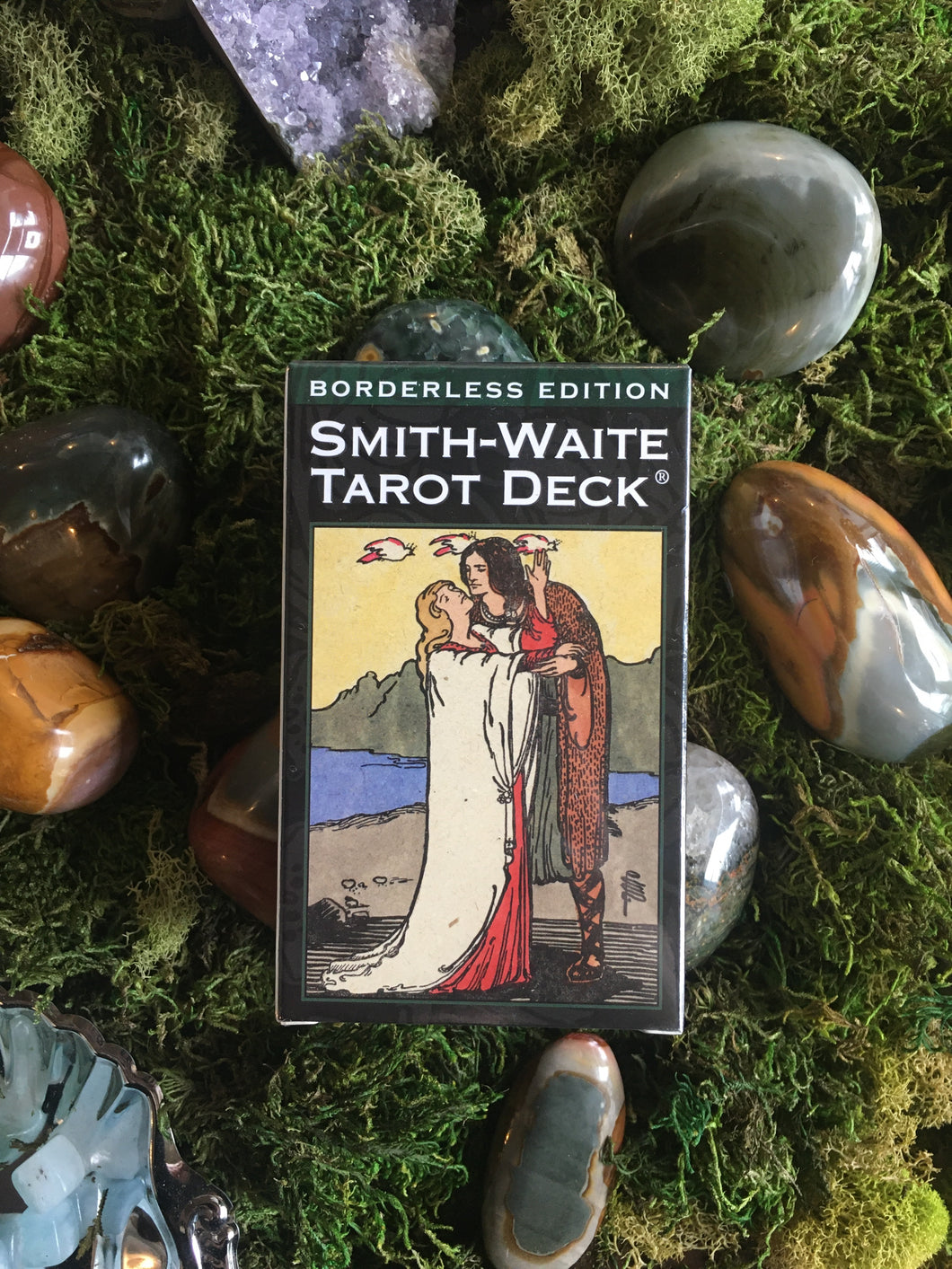 SMITH-WAITE TAROT
