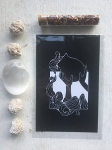 ZODIAC ILLUSTRATION PRINTS