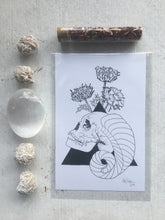 Load image into Gallery viewer, ZODIAC ILLUSTRATION PRINTS