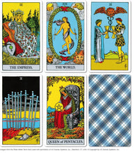 Load image into Gallery viewer, RIDER WAITE TAROT