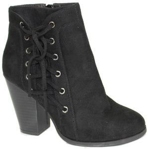 Maya Lace-up Boot