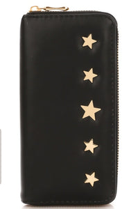 Star Studded Wallet