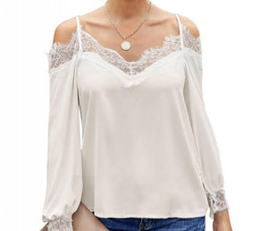 Juliet Cold-Shoulder Top