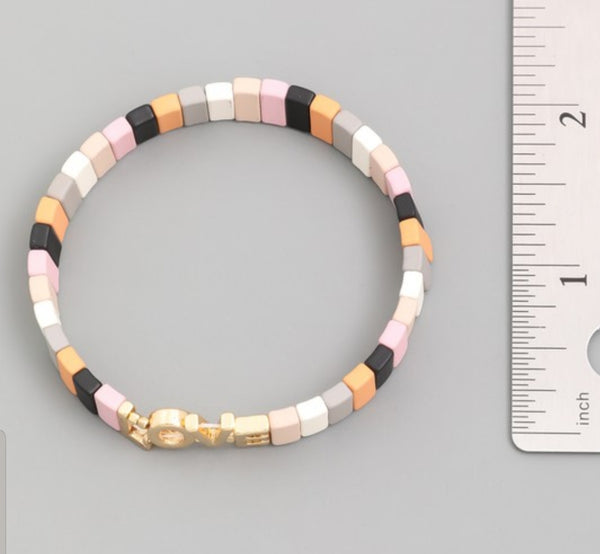 Love Multicolor Bracelet