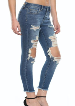 Miss Me More Cello Jeans