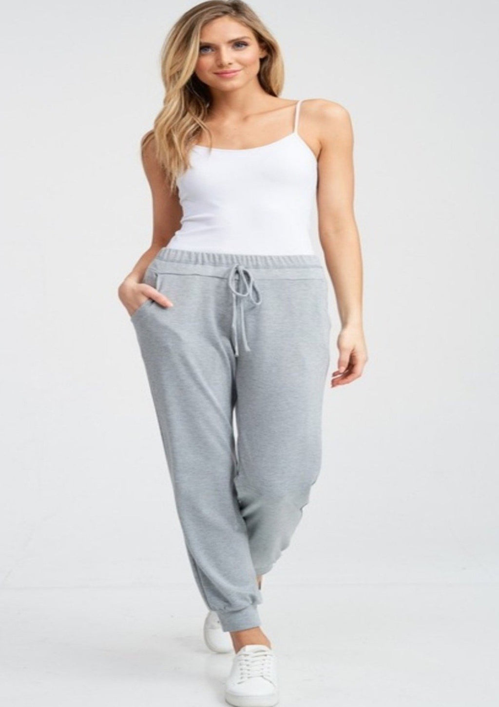 Comfort Stops Here Drawstring Jogger