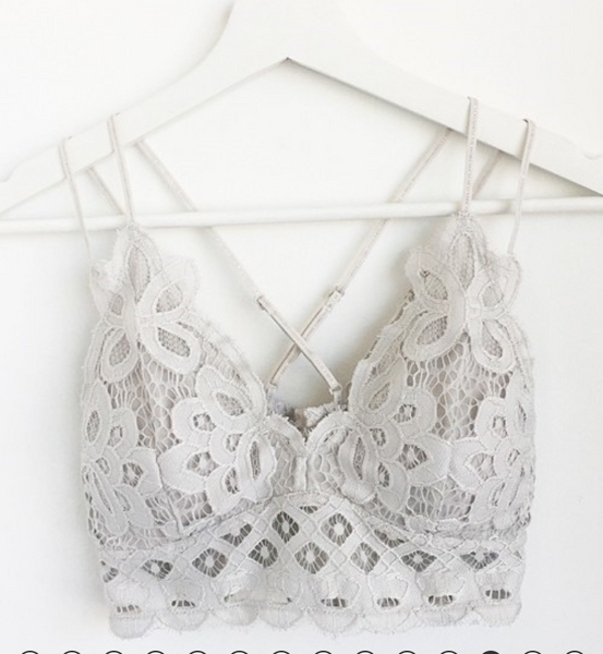 One and Only Lace Bralette