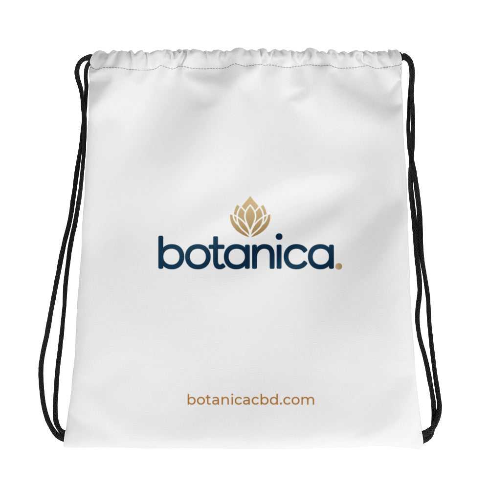 Botanica Drawstring Bag