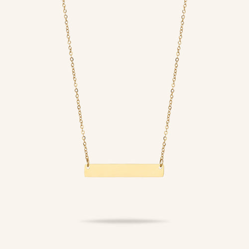 Bar Basic Necklace