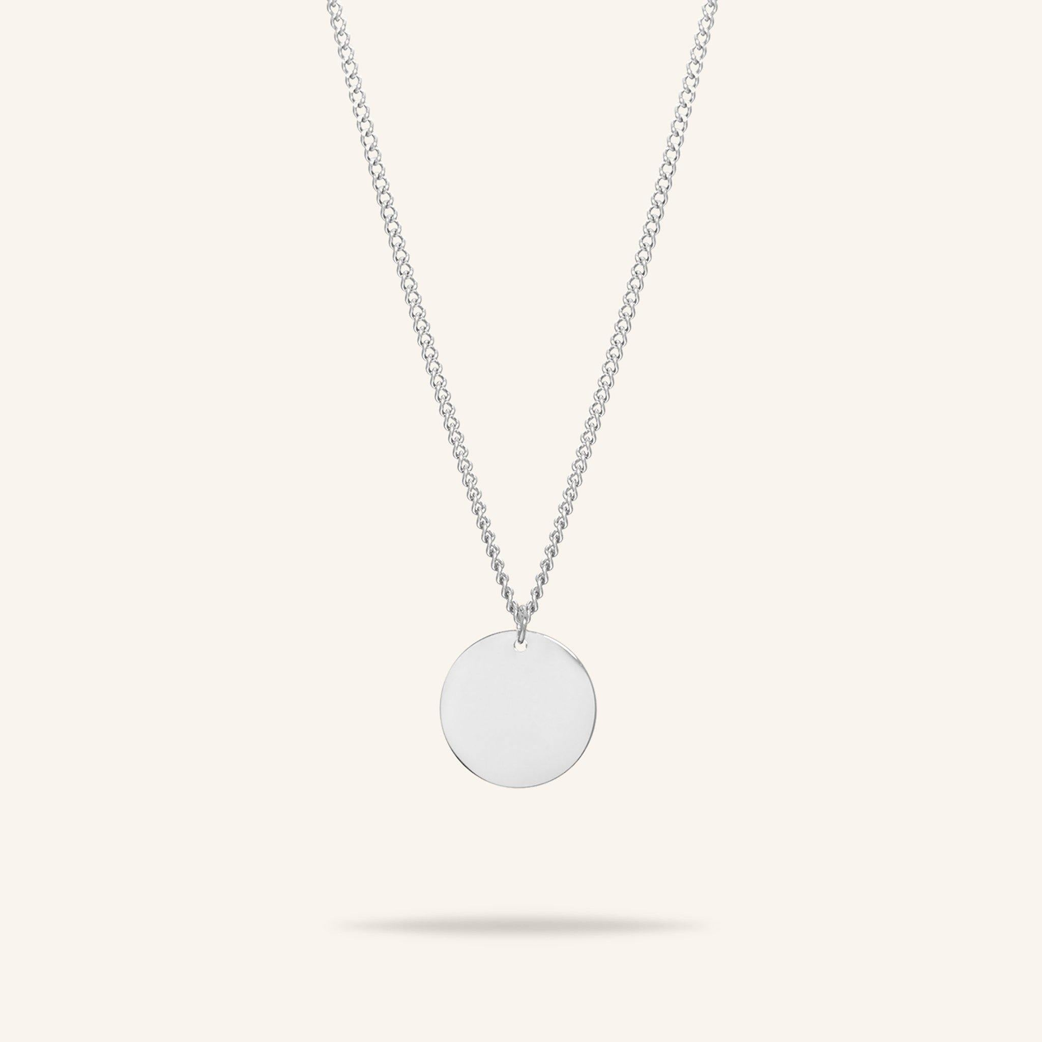 Coin Basic Necklace