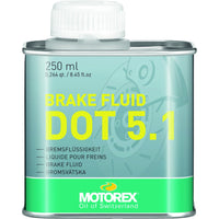 Motorex 5.1 Dot Brake Fluid 8oz-Motorex-Need For Speed Racing