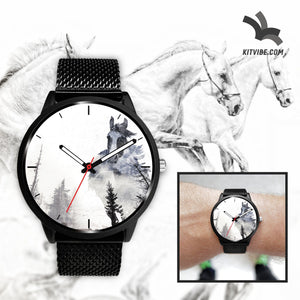 Gentle Soul Horse Watch