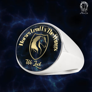 Lend Us Wings Ring