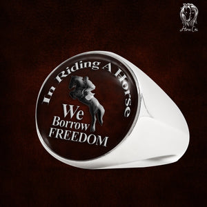 Borrow Freedom Ring