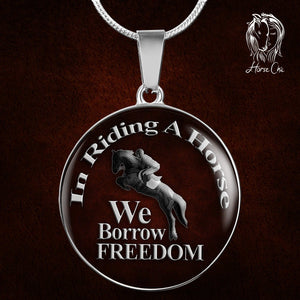 Borrow Freedom Necklace