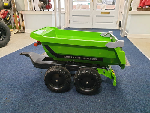 Deutz-fahr childs trailer