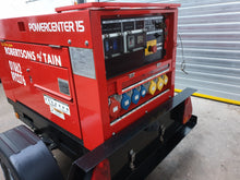 Load image into Gallery viewer, HIRE.....Shindaiwa Power Centre 15Kv Generator