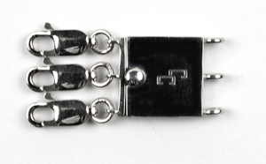 Sterling Silver Cinch Clasp