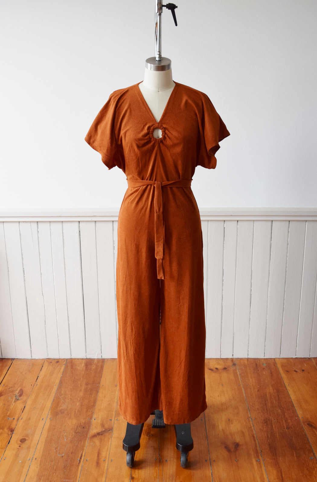 1970s Terry Jumpsuit by California Terries | XS/S