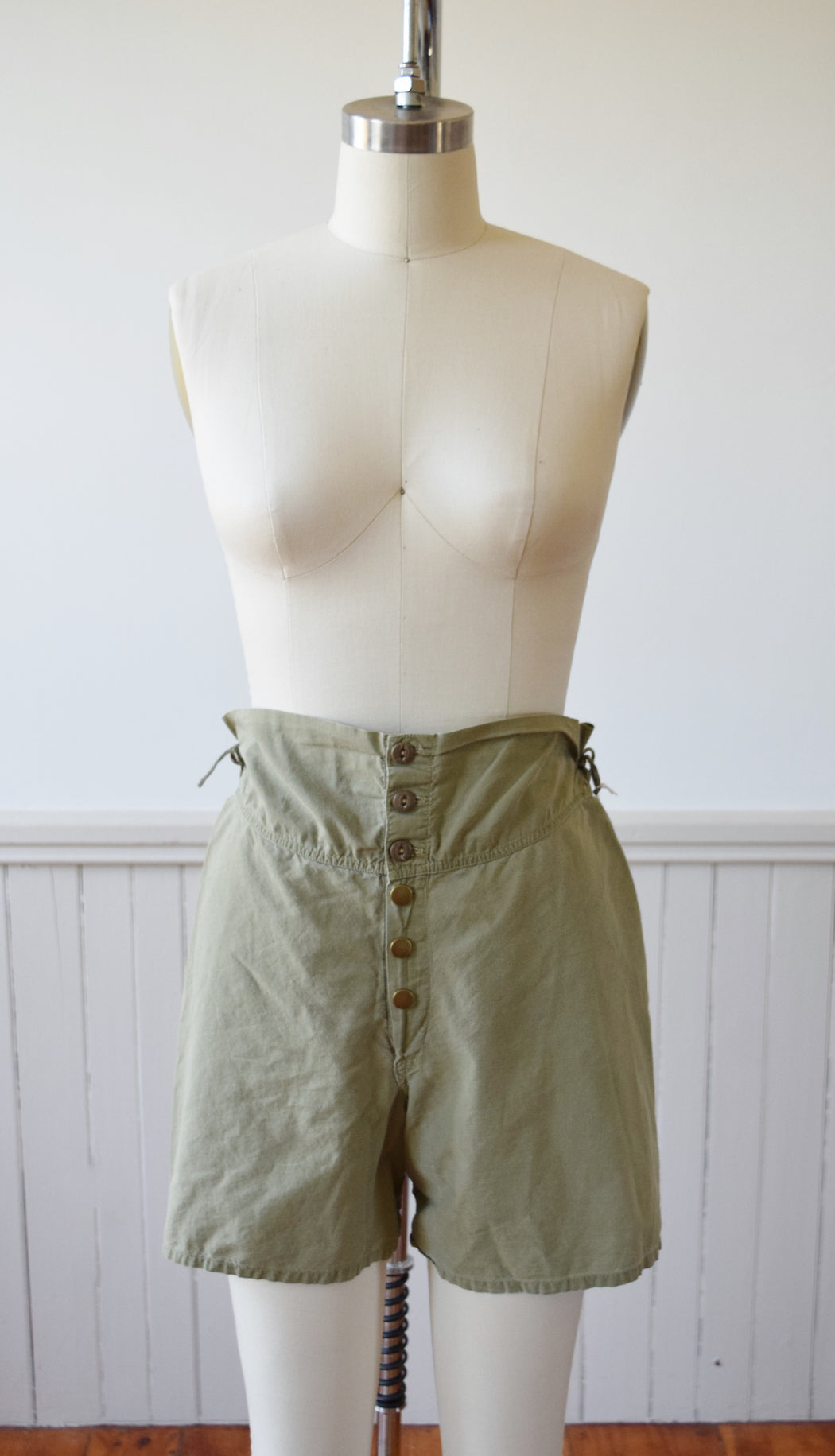 Army Issue Boxer Shorts | 1940s | 5 | S/M