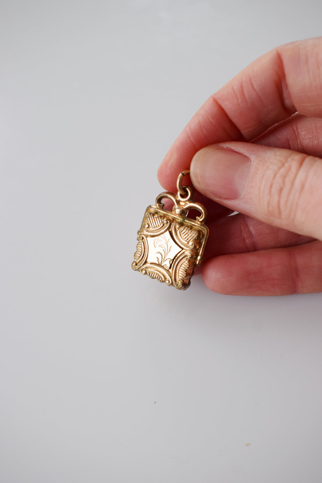 Antique Victorian Fob Charm