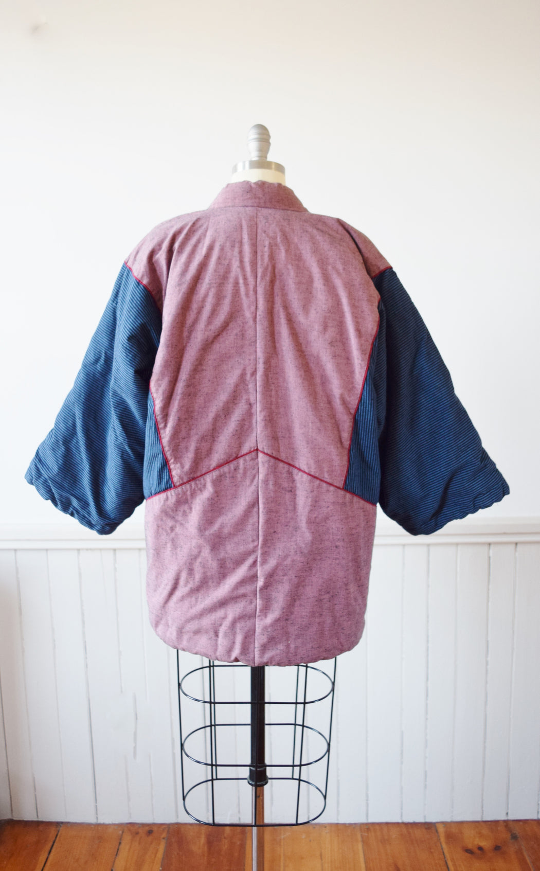 Japanese Quilted Hanten Jacket | M/L