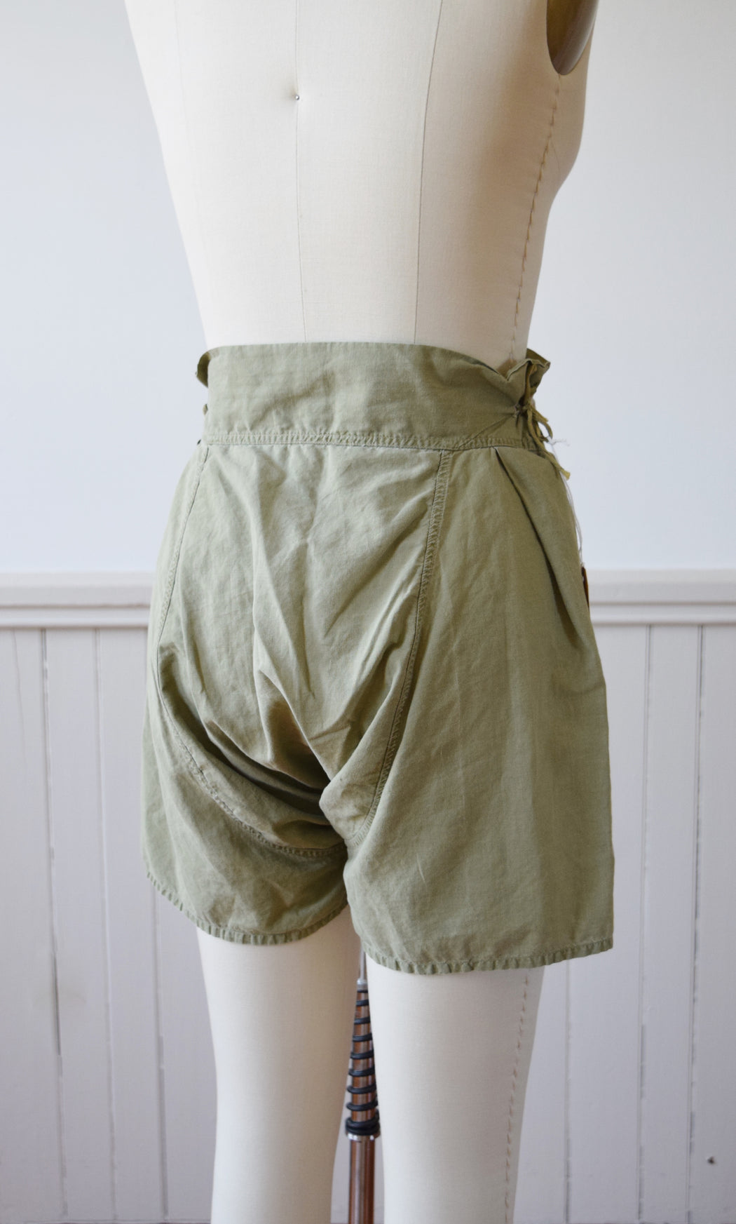 Army Issue Boxer Shorts | 1940s | 2 | S/M