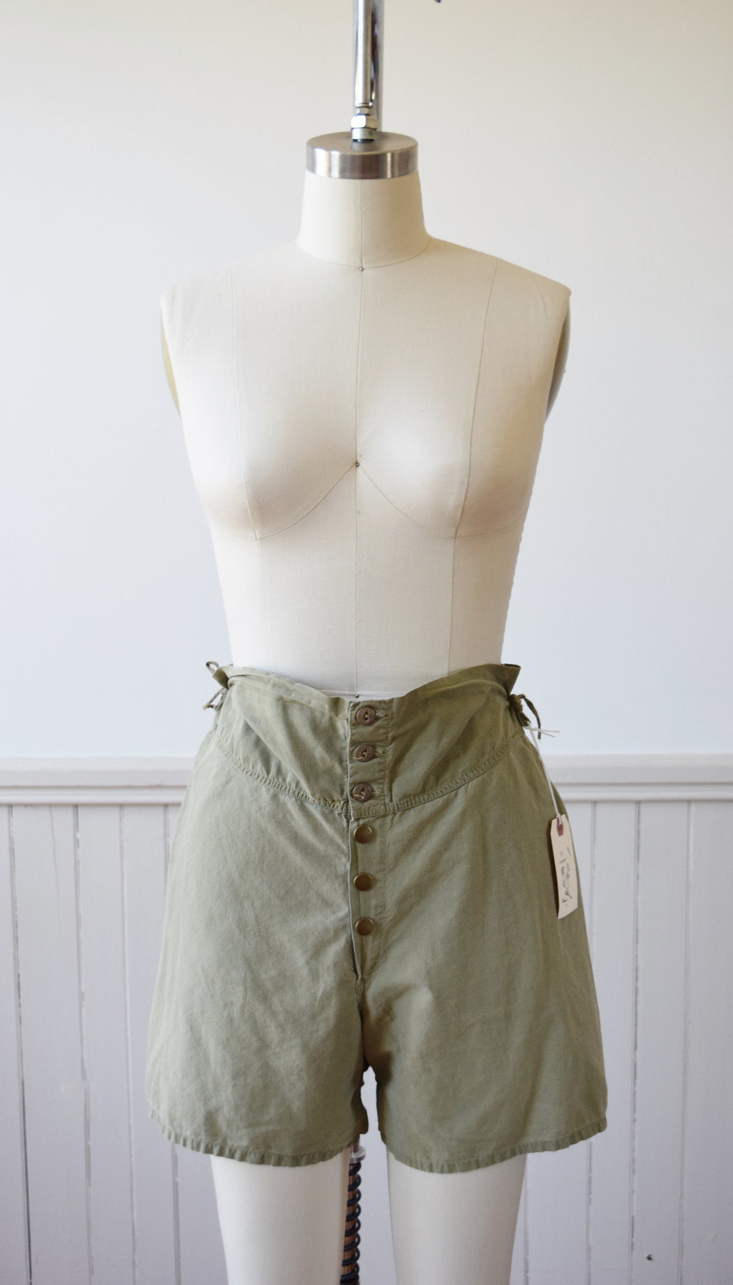 Army Issue Boxer Shorts | 1940s | 1 | S/M