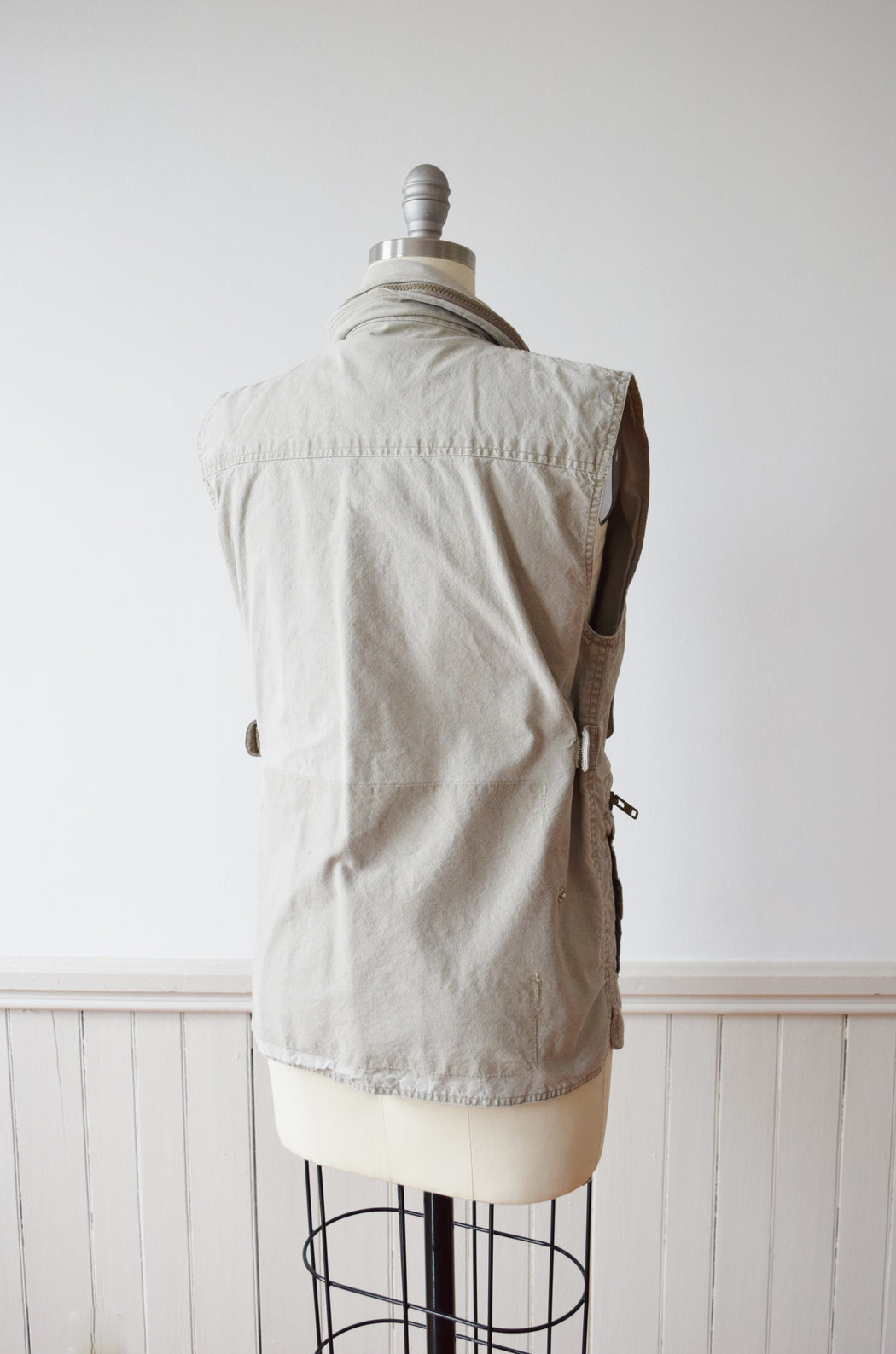 1980s/90s Field + Stream Vest by Banana Republic | S