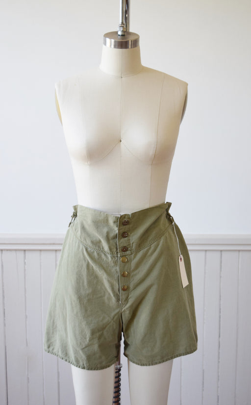 Army Issue Boxer Shorts | 1940s | 6 | M