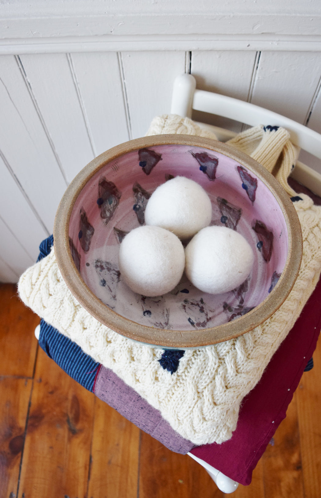 Wool Dryer Balls | 100% All Natural | Small Farm Sourced