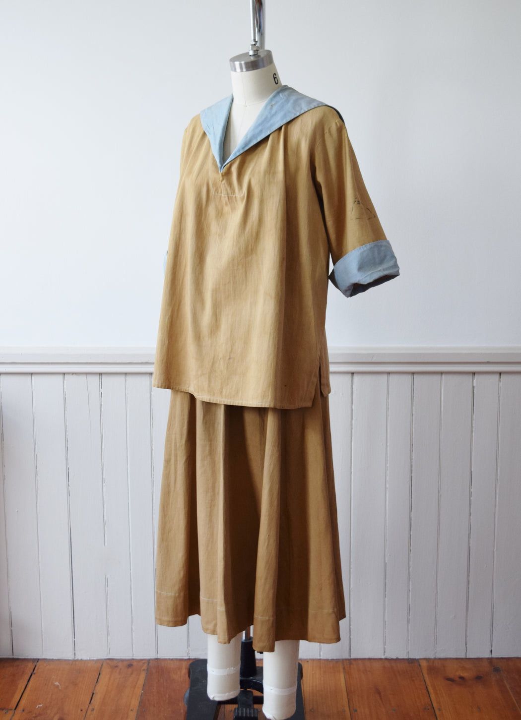 Early 1910s-1920s Camp Fire or Girl Scout Uniform