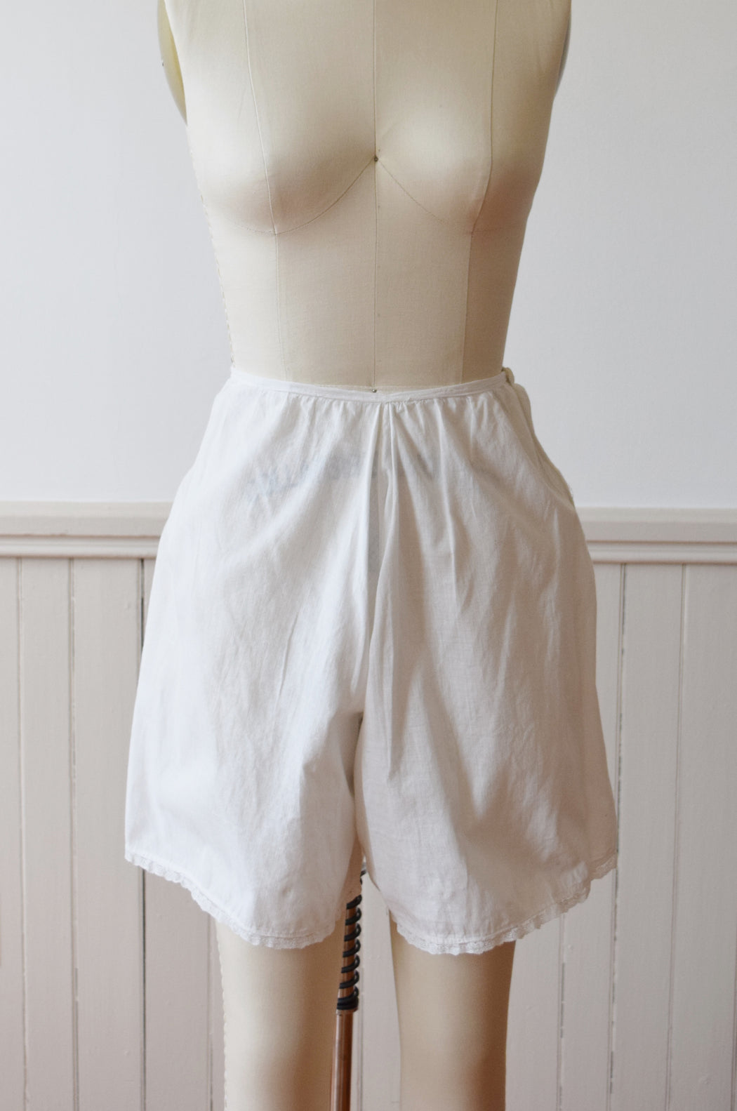 Antique Cotton Shorts / Bloomers
