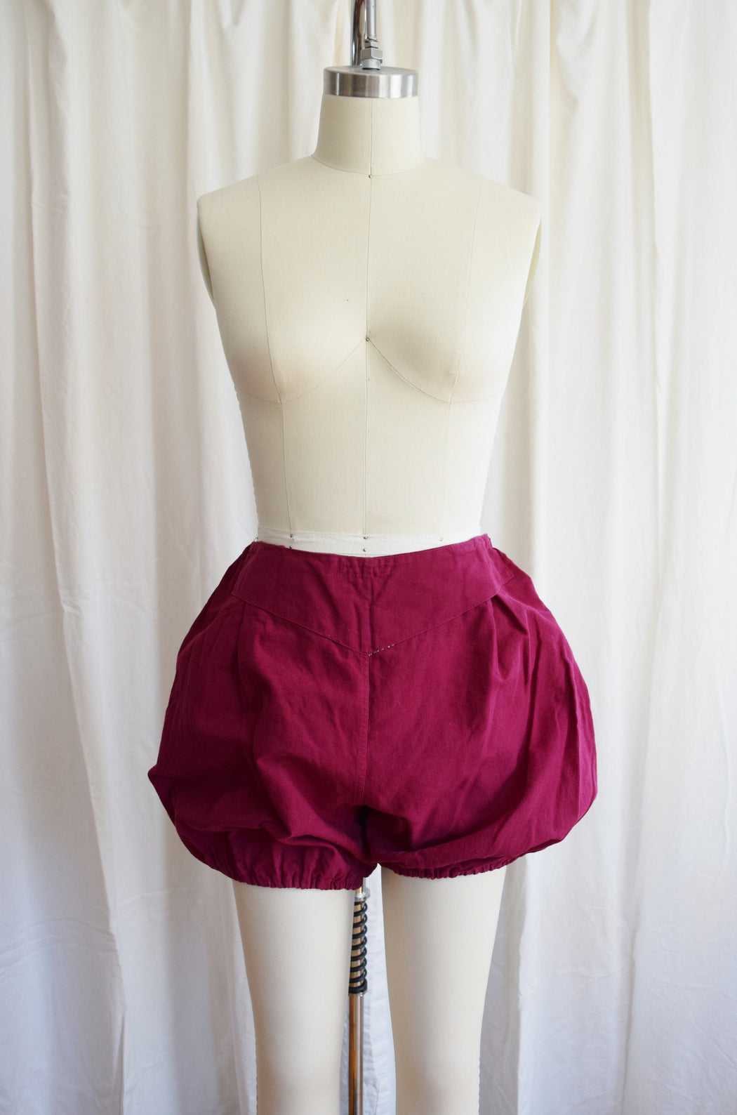 Mary's 1920s Athletic Shorts | Vintage Pantaloons
