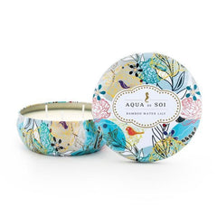 Aqua de SOi Bamboo Water Lily 21oz Tin - Higher Class Elegance