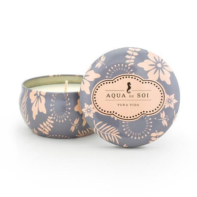 Aqua de SOi Pura Vida 9oz Tin - Higher Class Elegance