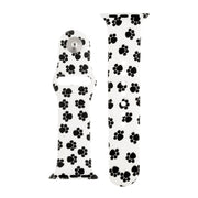 Paw Print Silicone Sports Watch Band 42mm