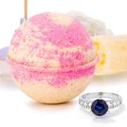 Tropical Grapefruit  Jewelry Bath Bomb