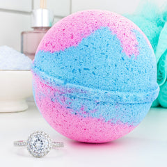 Very Berry Mimosa  Jewelry Bath Bomb