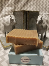 Cucumber Melon Goat's Milk Soap
