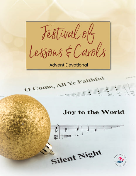 Festival of Lessons & Carols Advent Devotional
